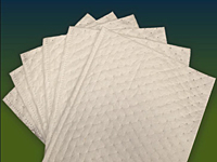 AT Oil Only Recycled Absorbent Pad