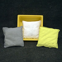Pillows---Drip-Pan