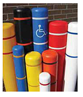 Bollard Post Guard Covers - 2