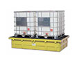 Low-Top™ Double Intermediate Bulk Container (IBC) Totes